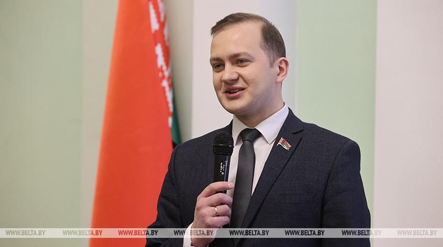 БРСМ как общественной организации необходим рестайлинг - Воронюк