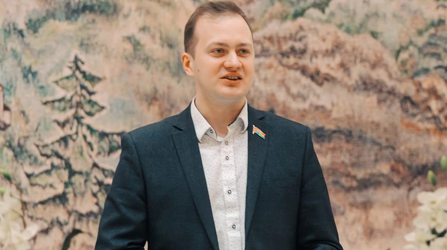 Дмитрий Воронюк. Фото БРСМ