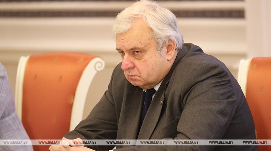 Игорь Карпов. Фото из архива