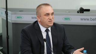 Игорь Валаханович. Фото из архива
