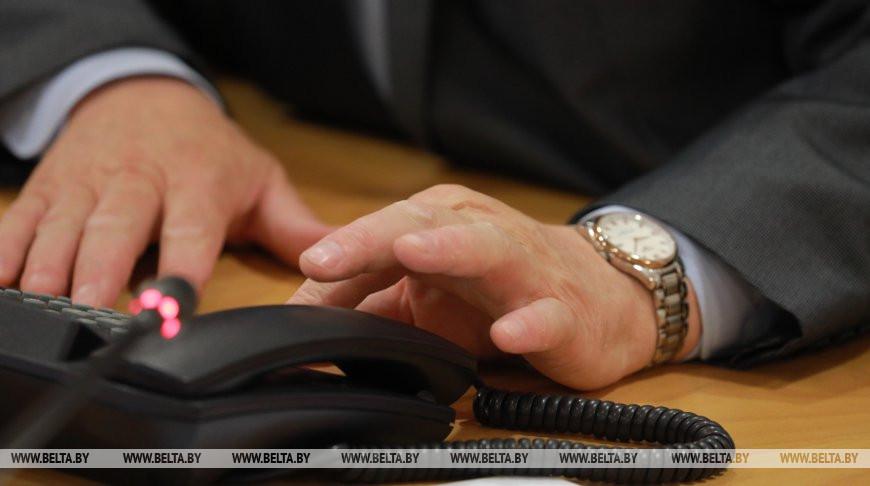 Мингорисполком и облисполкомы проведут 10 апреля прямые телефонные линии