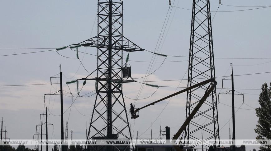 В Беларуси начались испытания энергосистемы с отключением линий электропередачи с Литвой