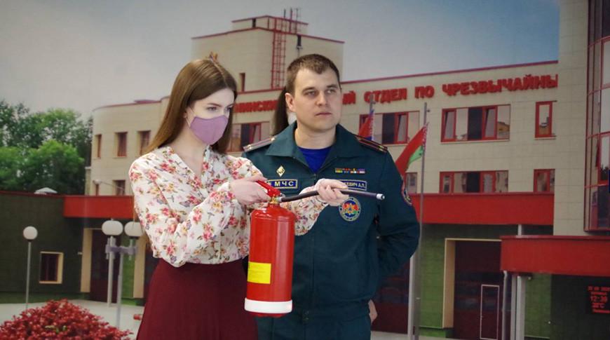 Фото Университета гражданской защиты МЧС