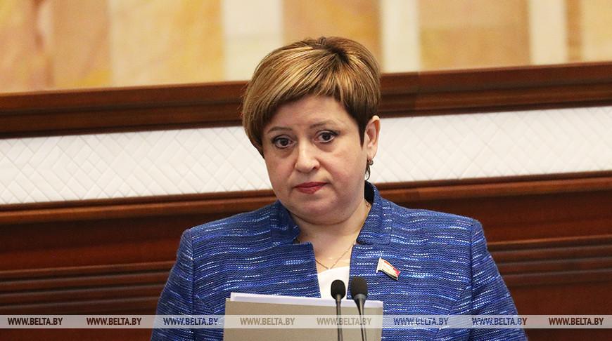 Людмила Кананович. Фото из архива