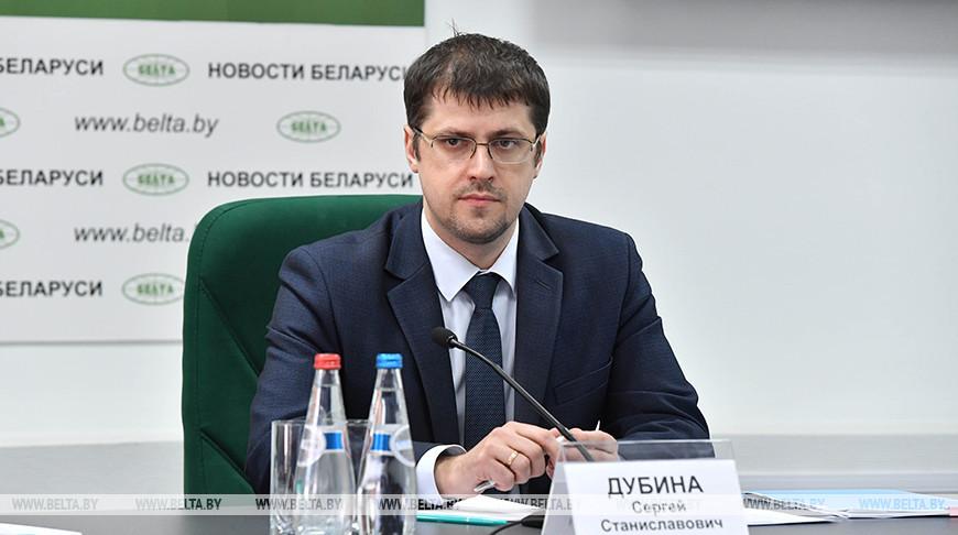 Сергей Дубина. Фото из архива
