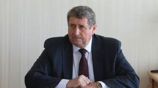 Михаил Русый. Фото из архива