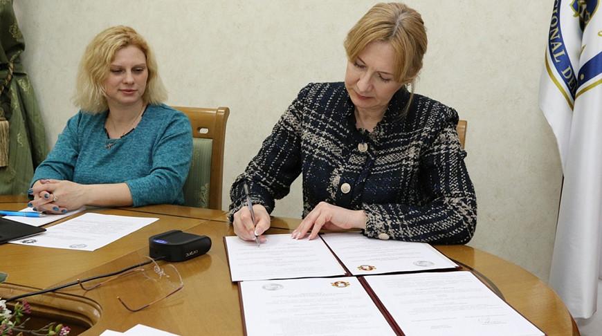 Нотариальные палаты Беларуси и Узбекистана договорились о сотрудничестве