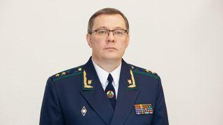 Андрей Швед. Фото Генпрокуратуры
