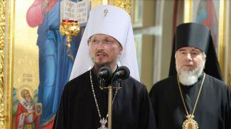Митрополит Вениамин, Патриарший Экзарх всея Беларуси