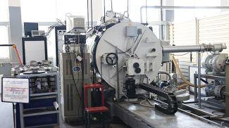 В лаборатории электронно-лучевых и аддитивных технологий. Фото из архива