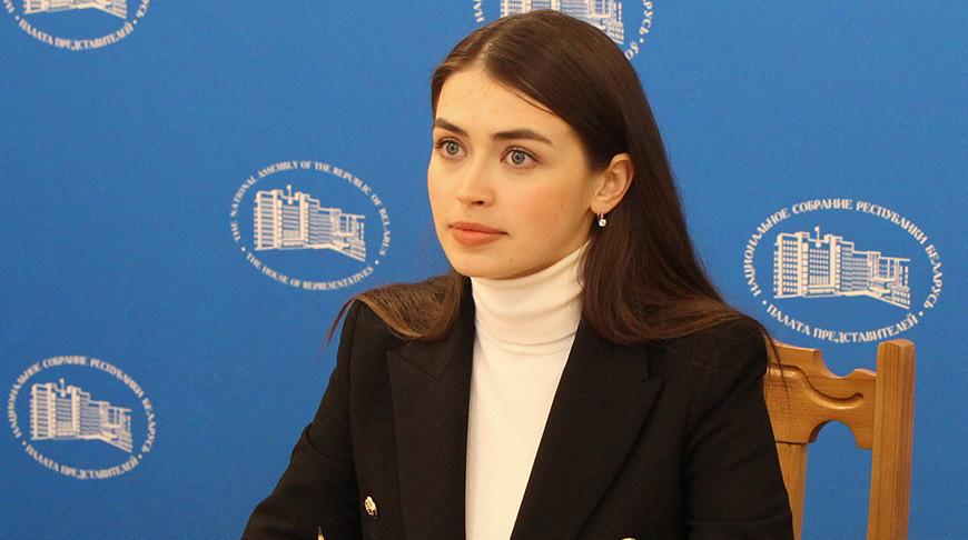 Мария Василевич. Фото house.gov.by