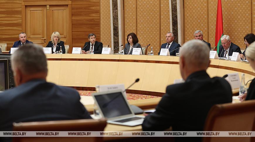 Всебелорусскому народному собранию предлагается придать конституционный статус - Мицкевич