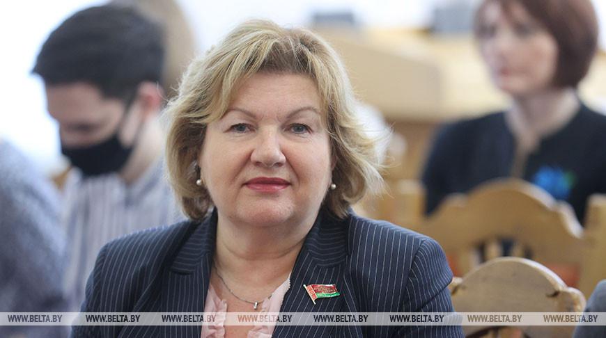 Лилия Ананич. Фото из архива