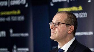 Директор Европейского регионального бюро (ЕРБ) ВОЗ доктор Ханс Клюге. Фото  EPA - EFE