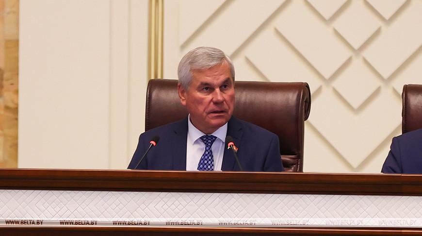 Андрейченко: свое право на выбор пути развития нам придется упорно отстаивать