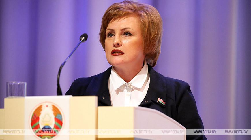 Наталья Якубицкая. Фото из архива