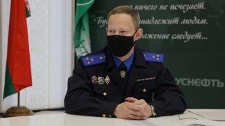 Максим Спринцин. Фото СК