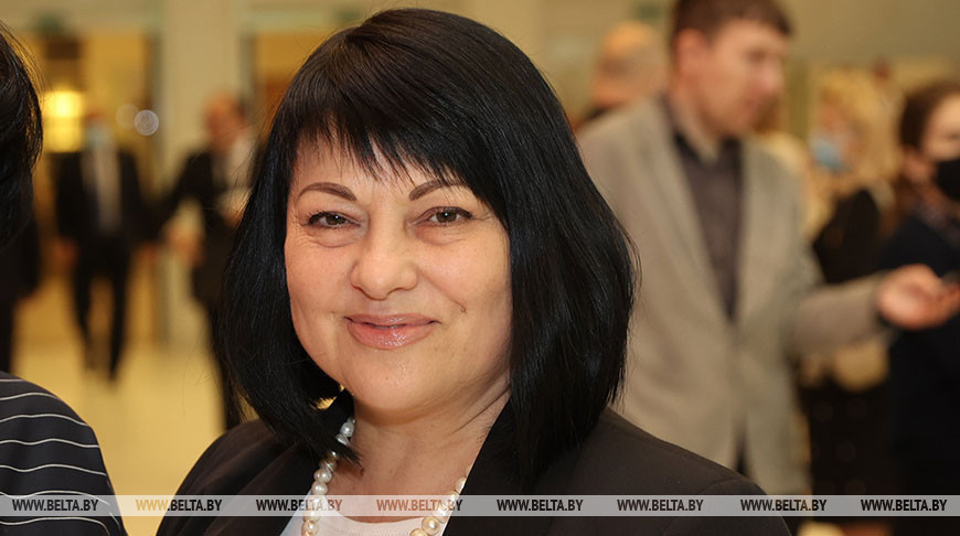 Татьяна Абель. Фото из архива