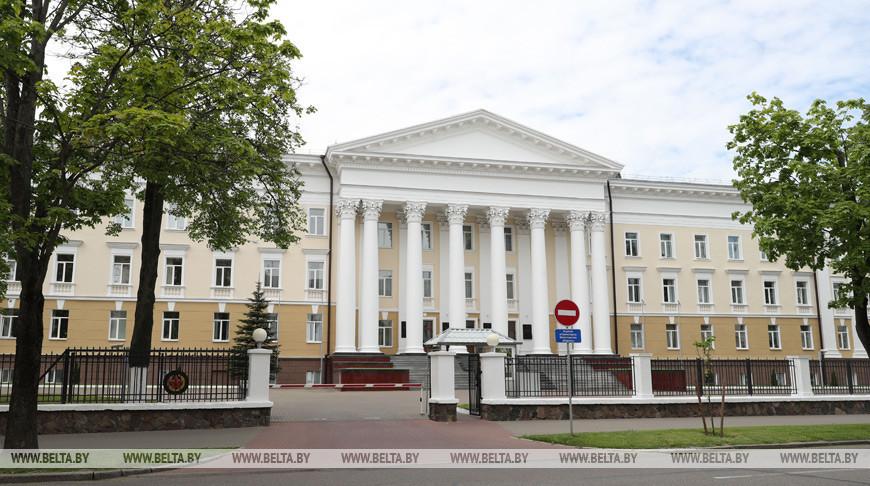 В Беларуси проходит командно-штабное учение по управлению техобеспечением ВС