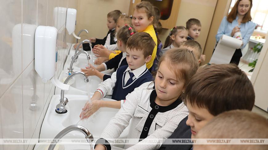 Мытье рук 6-10 раз вдень существенно снижает риск инфицирования— санэпидслужба