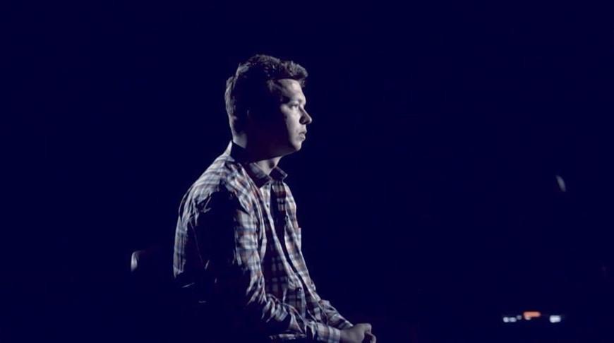 Роман Протасевич. Скриншот из видео  ОНТ
