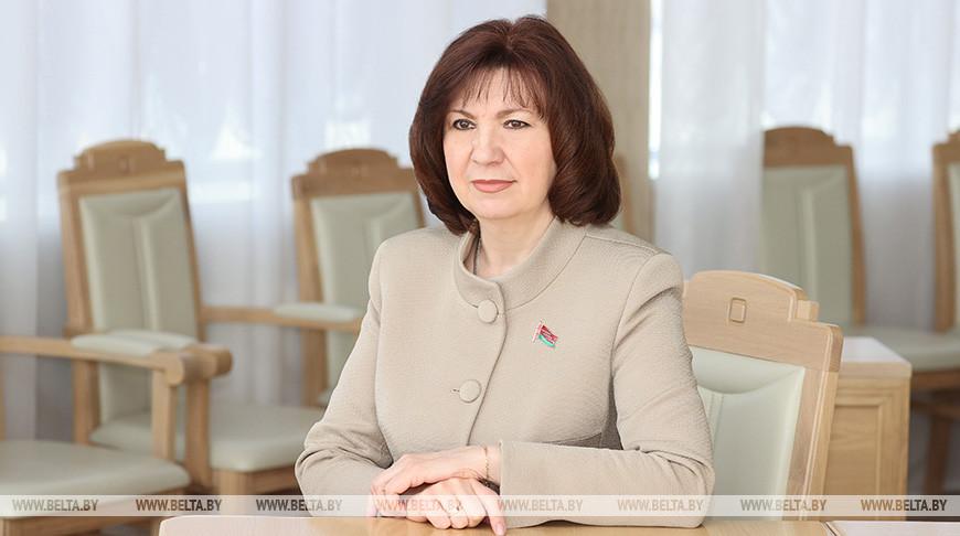 Кочанова: ратующие за введение санкций выступают против основ нашего государства, в центре внимания которого - человек