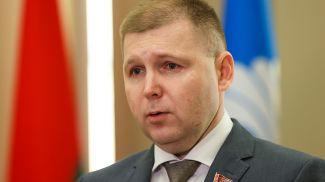 Сергей Сивец. Фото из архива