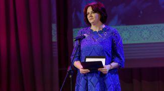 Председатель Белорусского союза женщин Елена Богдан. Фото из архива