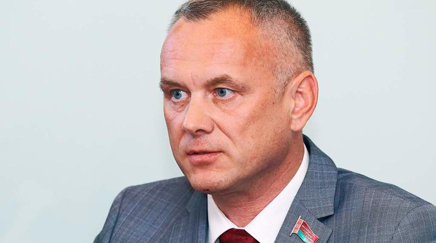 Игорь Гедич. Фото  grodnonews.by