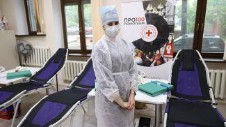 В Учебном центре Белорусского Красного Креста