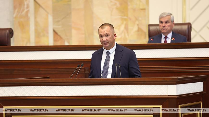 Иван Кубраков на заседании