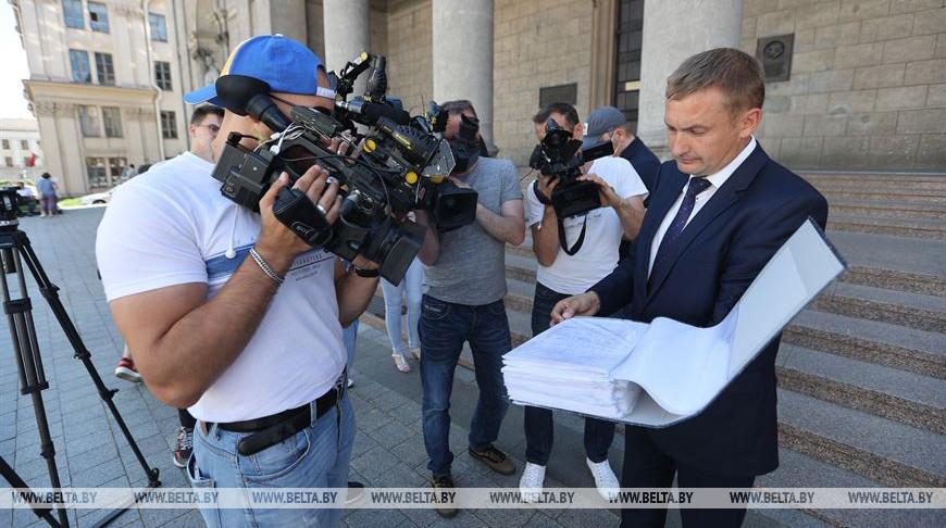 Открытое письмо трудящихся с осуждением санкций передано в представительство ЕС