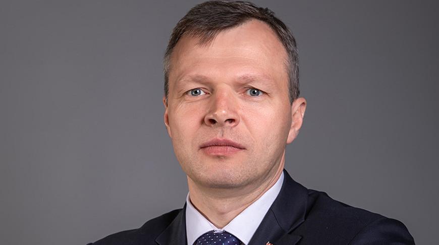 Олег Романов. Фото psu.by