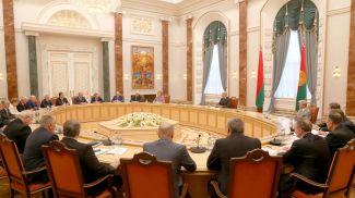 Первый форум регионов Беларуси и России. Минск, 2014 год