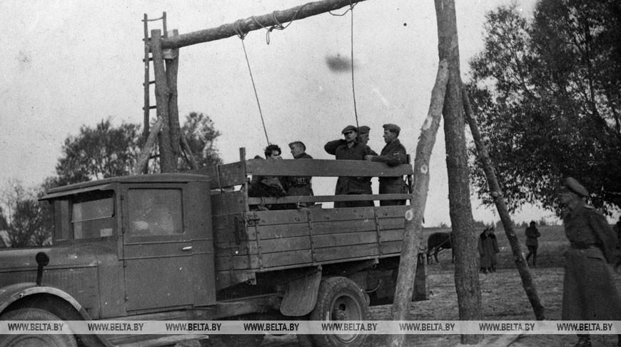 Расправа немецких властей с советскими военнопленными, 1942 год
