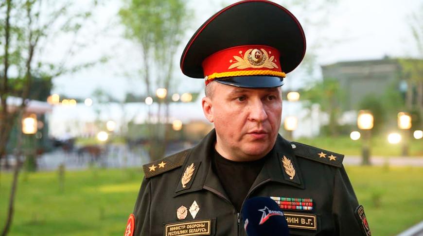 Виктор Хренин. Фото Министерства обороны