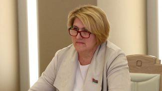 Марина Ильина. Фото из архива