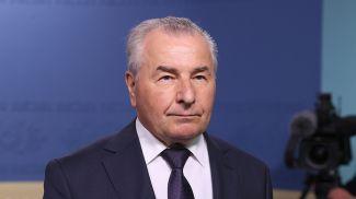 Петр Миклашевич. Фото из архива