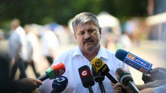 Геннадий Соловей. Фото НОК Беларуси