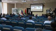 ФОТОФАКТ: VIII Форум регионов Беларуси и России начал работу