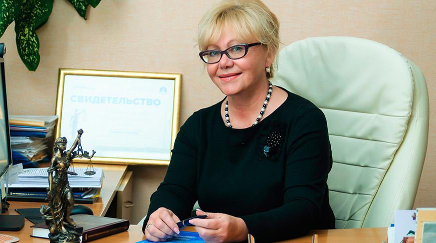 Тамара Шатликова. Фото из Facebook-аккаунта сенатора