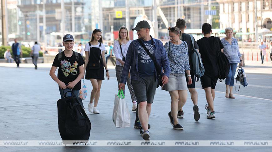Белорусская железная дорога в первом полугодии перевезла почти 30 млн пассажиров