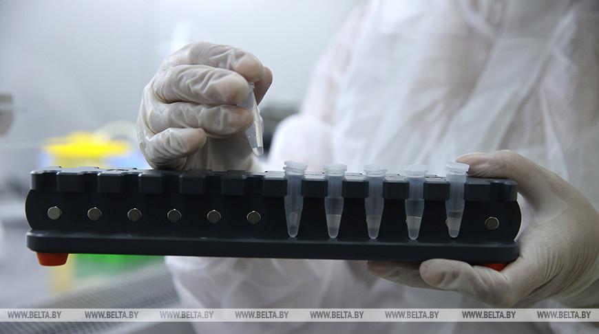 За сутки в Беларуси зарегистрированы 1250 пациентов с коронавирусом, выписаны 1335.