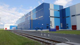 Миорский металлопрокатный завод. Фото из архива