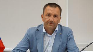 Павел Красноруцкий. Фото БРСМ