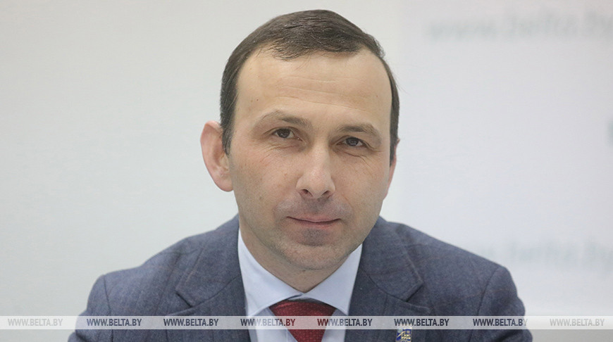 Вадим Богуш. Фото из архива