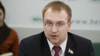 Сергей Клишевич. Фото из архива