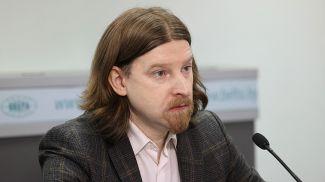Алексей Дзермант. Фото из архива