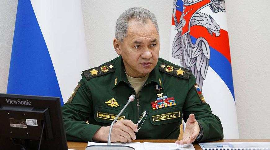 Российско-белорусские учения «Запад-2021» носят оборонительный характер — Шойгу