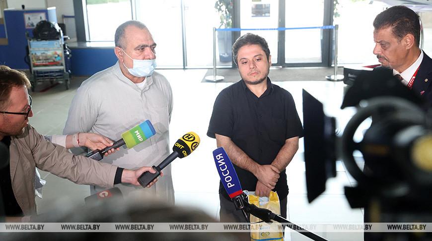 Али Юсуф Аль-Харес и Али Хуссейн-Харис
